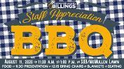 Staff Appreciation BBQ
