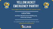 Yellowjacket Emergency Pantry