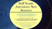 Staff Senate Announces New Senators