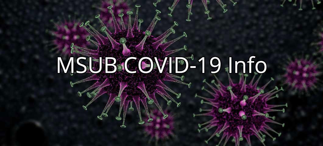 MSUB COVID-19 Info