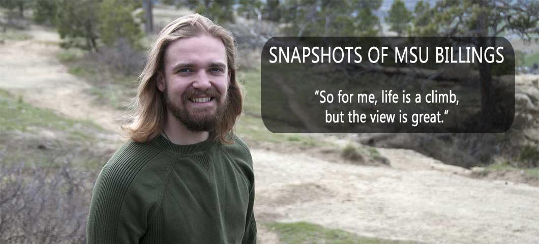 Snapshots of MSUB: Seth Robertus