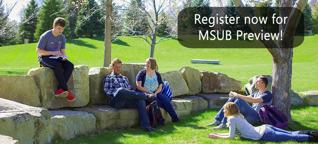Register now for MSUB Preview!