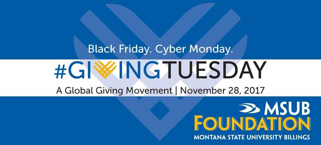 Giving Tuesday, a Global Giving Movement, Nov. 28