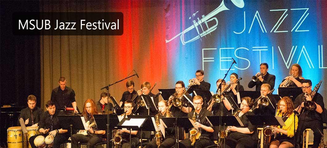 MSUB Jazz Festival