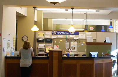 Financial Aid Office at MSUB