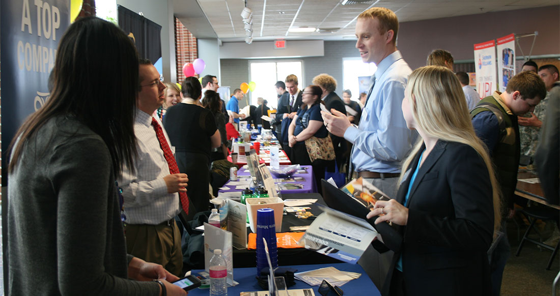 Career Fair at MSU Billings