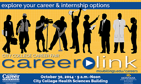 City College Career Link graphic