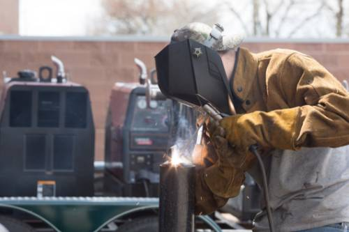Welding & Metal Fabrication degree - City College | MSU Billings