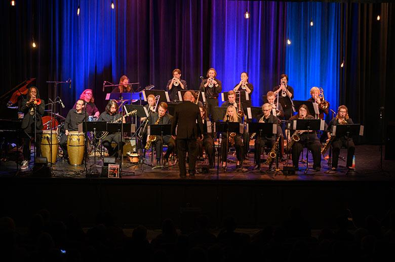 The MSUB Jazz Festival