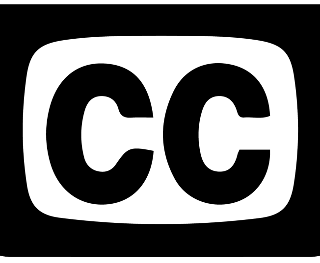 Closed Caption Logo