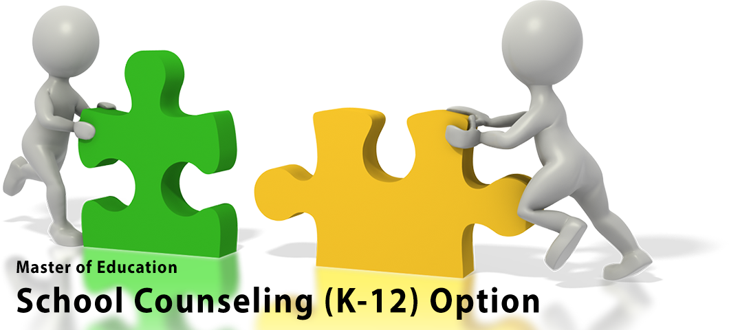 Master of Education School Counseling (K-12) Option