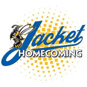 Jacket homecoming logo
