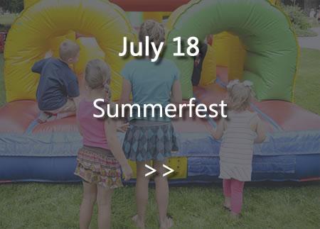 SummerFest on the MSUB campus July 12
