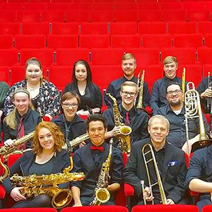 MSUB Jazz Band
