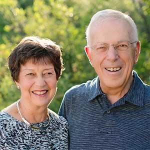 Gareld and Barbara Krieg