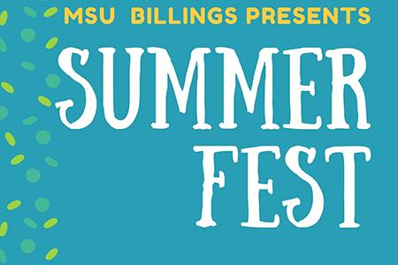 2017 Summer Fest poster