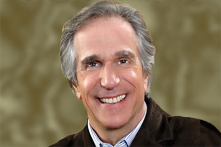 Henry Winkler will be the featured speaker at this year's Montana Business Hall of Fame event on October 11, 2016