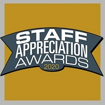 Staff Appreciation Awards 2020