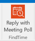 FindTime in Outlook