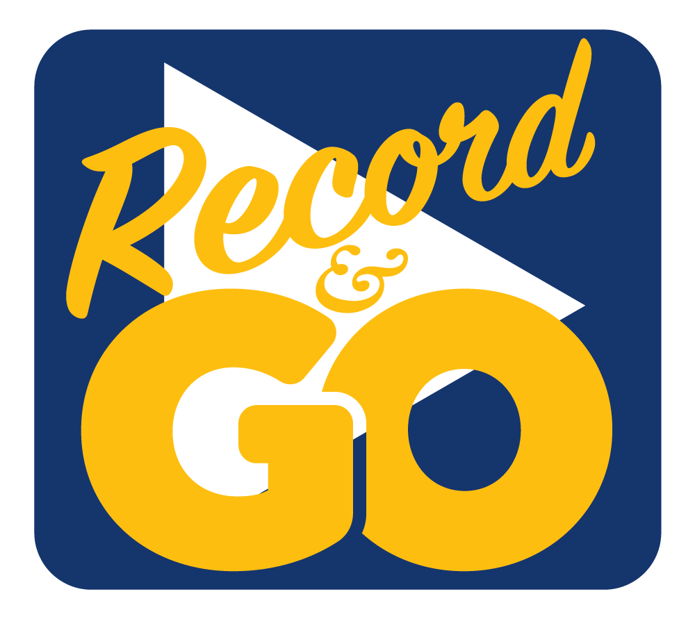 Record & Go banner