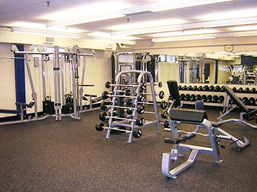 The Fitness Center at MSU Billings