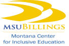 MSUBillings Montana Center for Inclusive Education