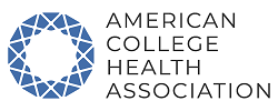American College Health Association logo