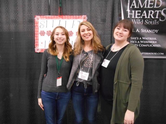 Writers Roundup 2019 Volunteers
