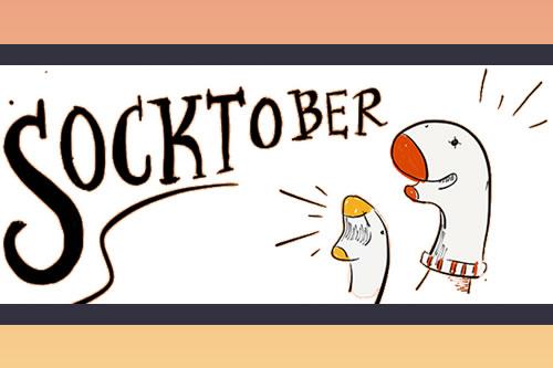 October Sock Drive