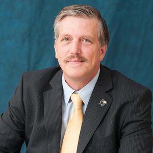 Provost Bob Hoar