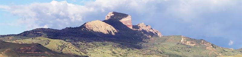 photo of Heart Mountain