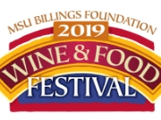2019 Wine and Food Festival logo