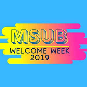 MSUB Welcome Week