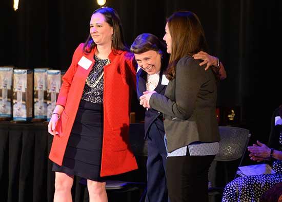 Jessica Perius, Brenda Dockery, and Anna Talafuse, Ph.D.